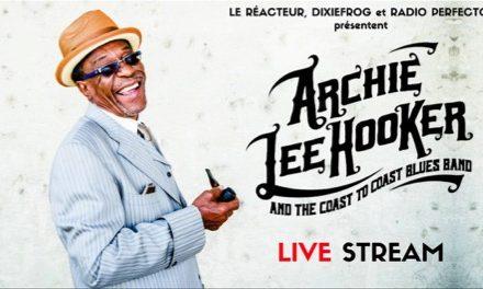 Archie Lee Hooker presenta 'Living In A Memory'