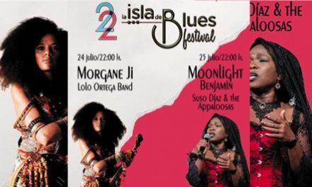 XXII Festival La Isla del Blues