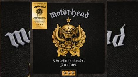 Motörhead publican'Everything Louder Forever'
